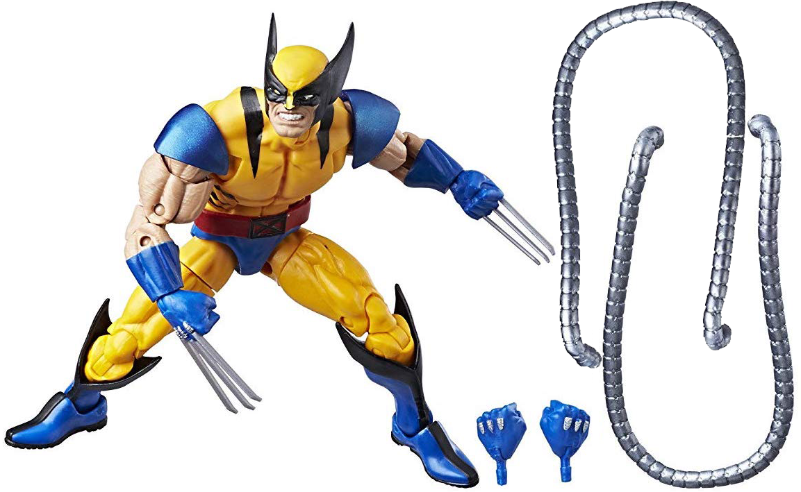 Marvel Legends Apocalypse Series Wolverine Stock