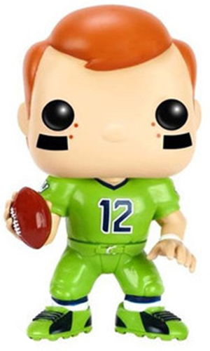 Funko Pop! Freddy Funko Freddy Funko (12th Man)