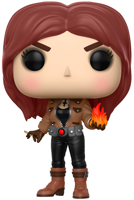 Funko Pop! Comics Liz Sherman