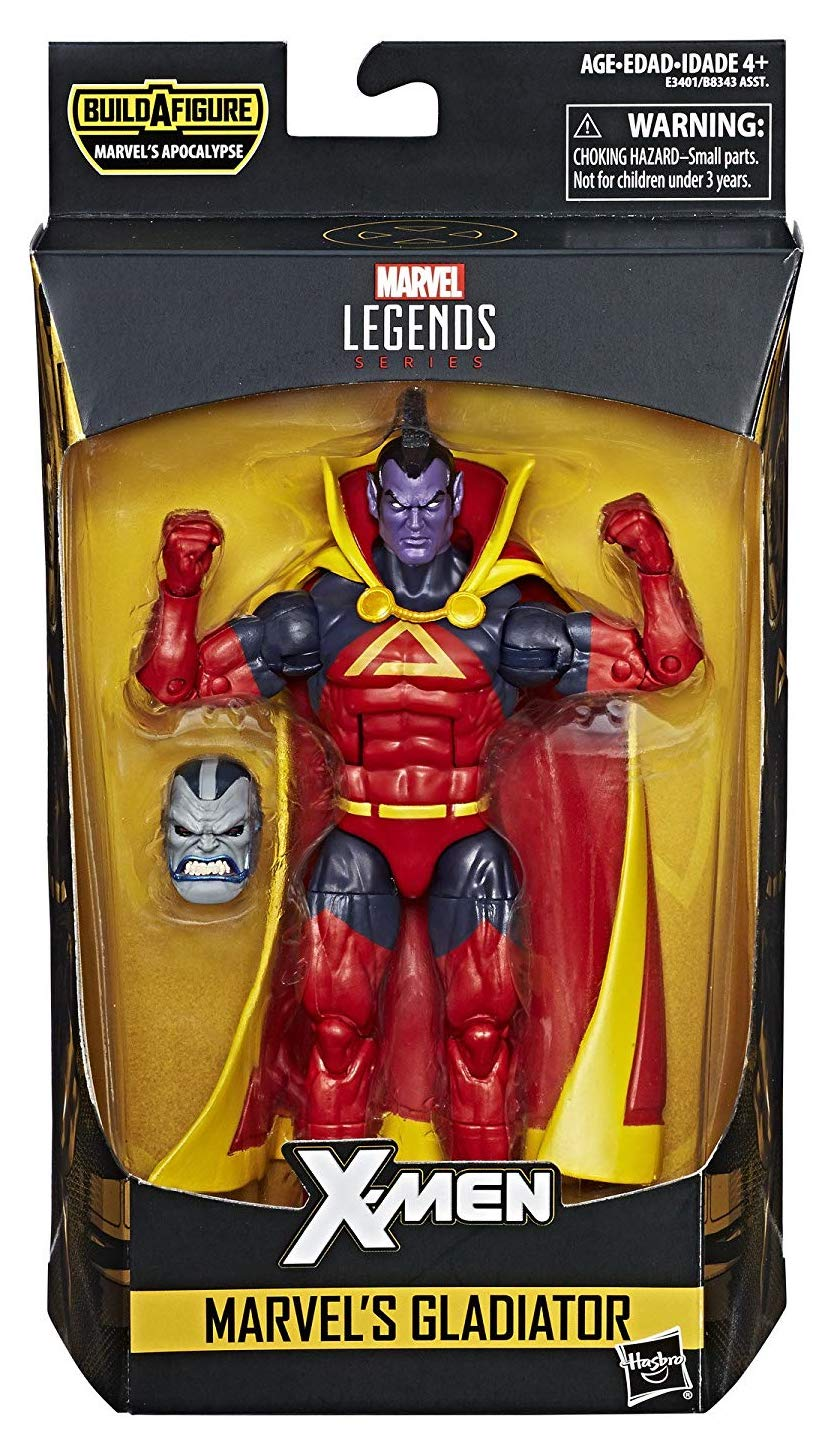 Marvel Legends Apocalypse Series Gladiator