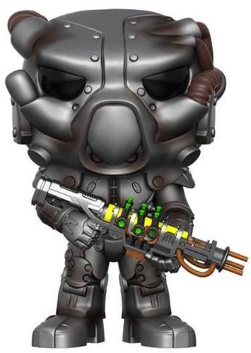 Funko Pop! Games Power Armor (X-01)