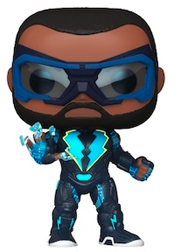 Funko Pop! Heroes Black Lightning