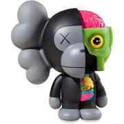 KAWS Sculptures Baby Milo Dissected Black