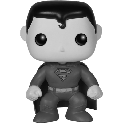 Funko Pop! Heroes Superman (Black & White)