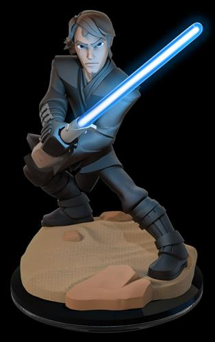 Disney Infinity Figures Star Wars Anakin Skywalker (Light FX)