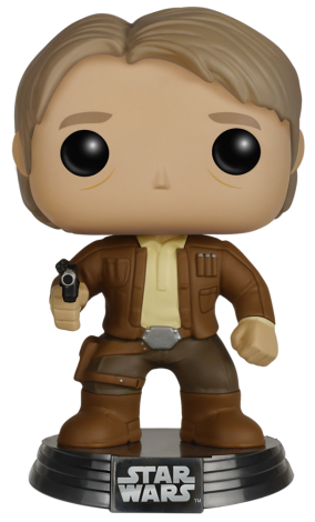 Funko Pop! Star Wars Han Solo (TFA)