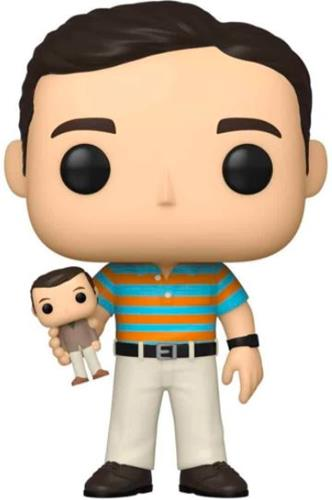 Funko Pop! Movies Andy Holding Oscar Icon