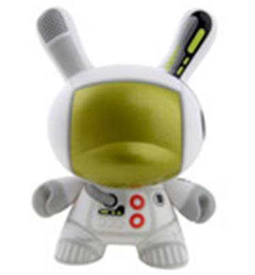 Kid Robot Special Edition Dunny Dunnynaut Stock