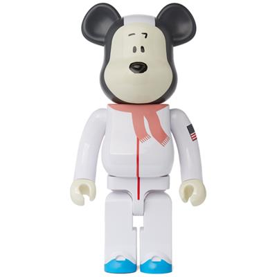 Be@rbrick Misc Astronaut Snoopy 1000% Icon
