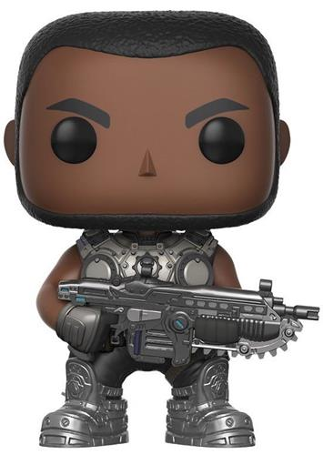 Funko Pop! Games Augustus Cole