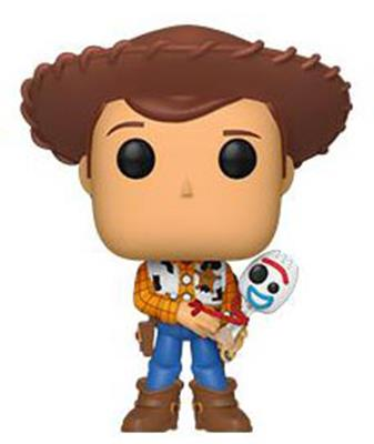 Funko Pop! Disney Sheriff Woody with Forky
