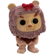 Funko Pop! Movies Cowardly Lion (Flocked)