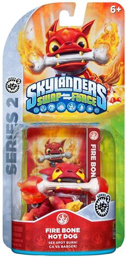 Skylanders Swap Force Fire Bone Hot Dog Stock