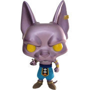 Funko Pop! Animation Beerus (Metallic)