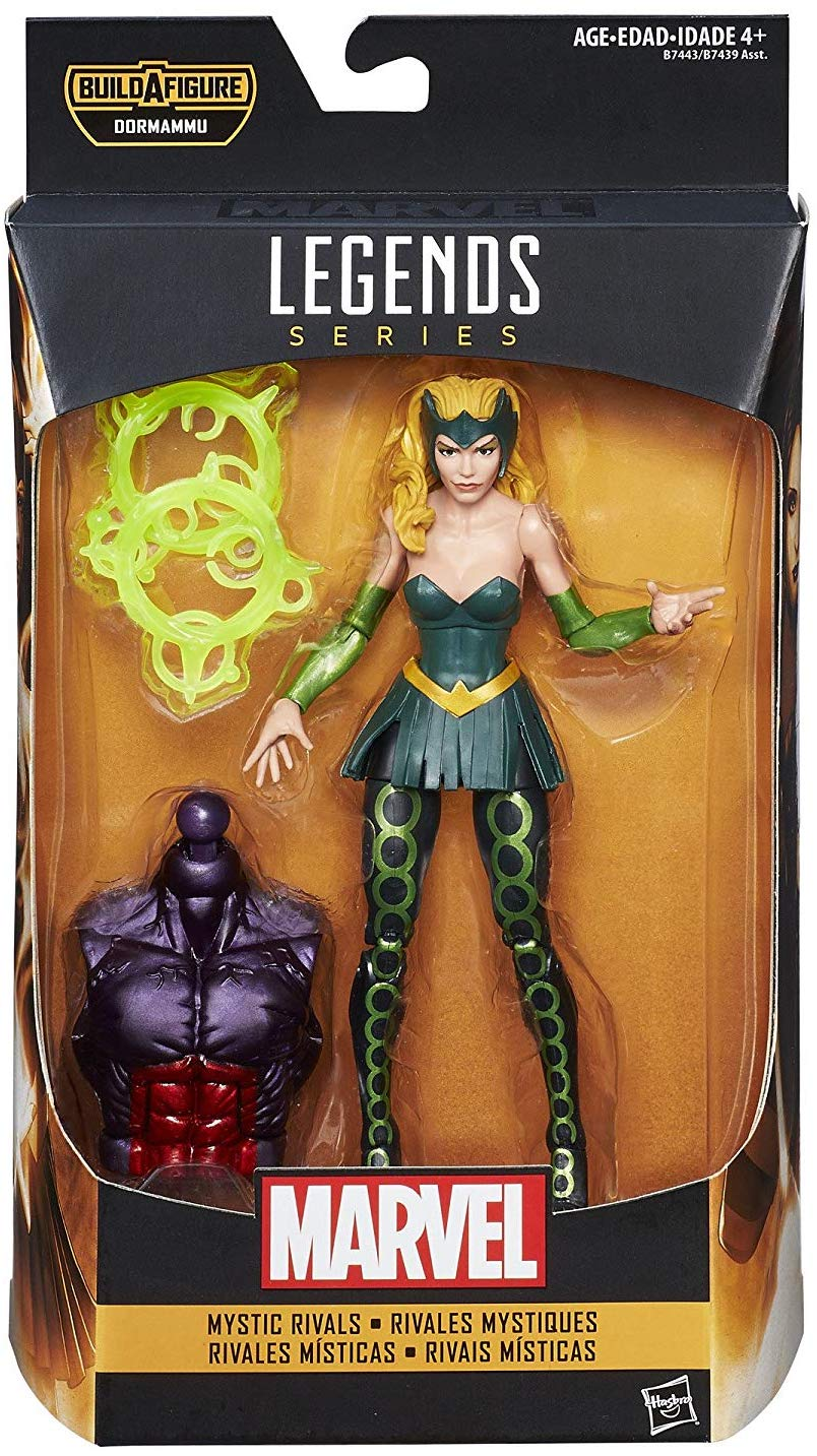 Marvel Legends Dormammu Series Enchantress
