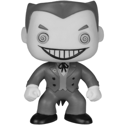 Funko Pop! Heroes The Joker (Black & White)