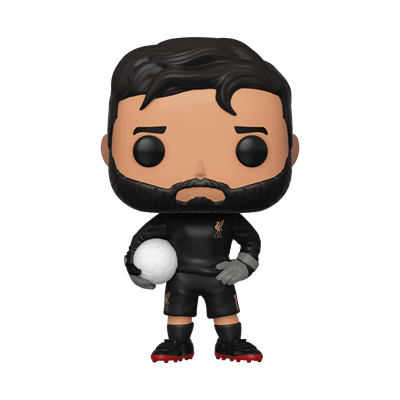Funko Pop! Football Alisson Becker (Liverpool)