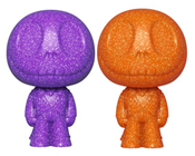 Hikari Hikari XS Jack Skellington (Purple & Orange)