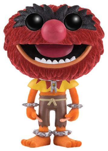 Funko Pop! Muppets Animal (Flocked)