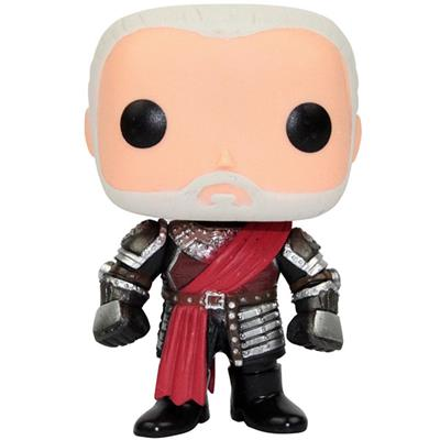 Funko Pop! Game of Thrones Tywin Lannister (Silver Armor)
