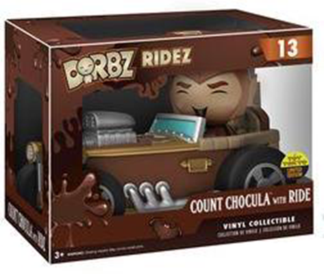 Dorbz Dorbz Ridez Count Chocula (w/ Ride) Stock