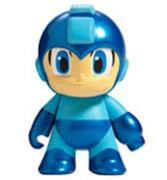 Kid Robot Art Figures Mega Man (Metallic)