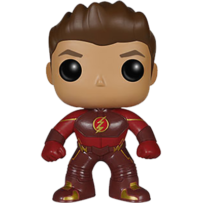 Funko Pop! Television The Flash (Unmasked)