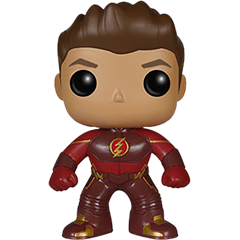 The Flash (Unmasked)