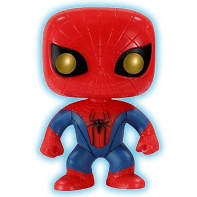 Funko Pop! Marvel Spider-Man (The Amazing Spider-Man/Glow)