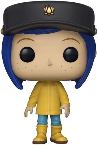 Funko Pop! Animation Coraline in Raincoat (Chase) Icon