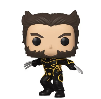 Funko Pop! Marvel Wolverine in Jacket
