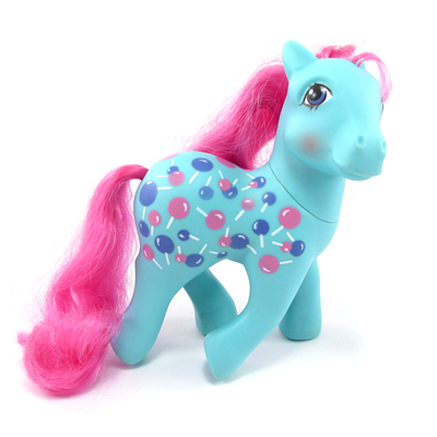 My Little Pony Year 05 Sweet Tooth (UK - Lollipop)