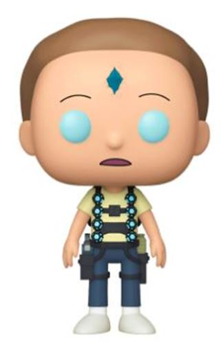 Funko Pop! Animation Death Crystal Morty