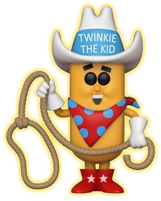 Funko Pop! Ad Icons Twinkie the Kid (Glow)