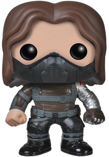 Funko Pop! Marvel Winter Soldier (Unmasked)