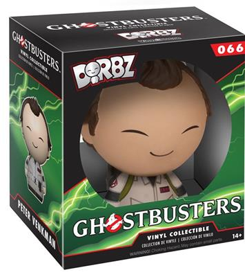 Dorbz Movies Peter Venkman Stock
