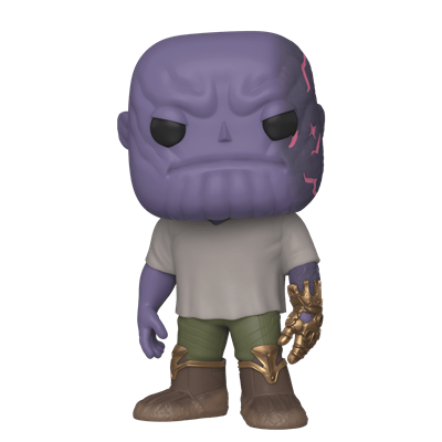 Funko Pop! Marvel Thanos in the Garden