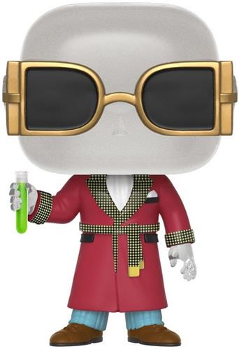 Funko Pop! Movies The Invisible Man (Transparent) - CHASE