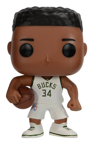 Funko Pop! Sports Giannis Antetokounmpo Icon Thumb