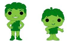 Funko Pop! Ad Icons Green Giant and Sprout 2-Pack
