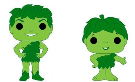 Funko Pop! Ad Icons Green Giant and Sprout 2-Pack Icon