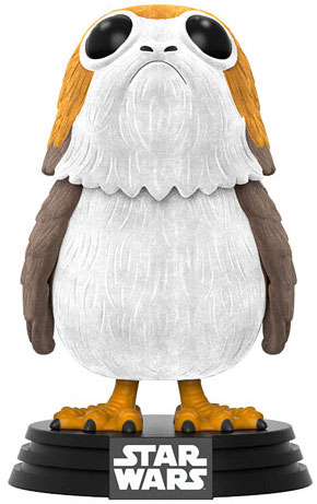 Funko Pop! Star Wars Porg (Flocked)