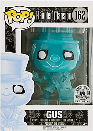 Funko Pop! Disney Gus (Error Box) Stock