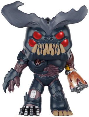 Funko Pop! Games Cyberdemon - 6""