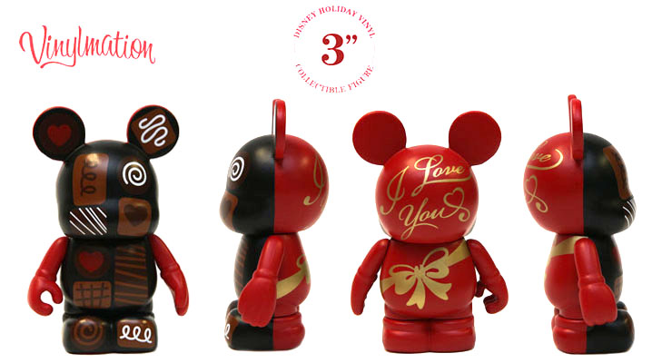 Vinylmation Open And Misc Holiday 2012 Valentine's Day
