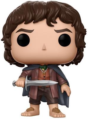 Funko Pop! Movies Frodo Baggins Icon Thumb