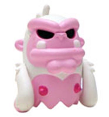 Kid Robot Blind Boxes BoOoya Ghost Ape (White)