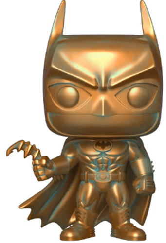 Funko Pop! Heroes Batman (1989 Bronze Patina)