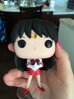 Funko Pop! Animation Sailor Mars prettywitchiusaka on tumblr.com