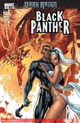 Marvel Comics Black Panther (2008 - 2010) Black Panther (2008) #5